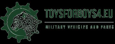 toysforboys4.eu | MILITARY VEHICLES AND PARTS